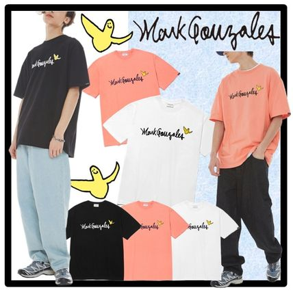 Mark Gonzales Unisex Street Style T-Shirts