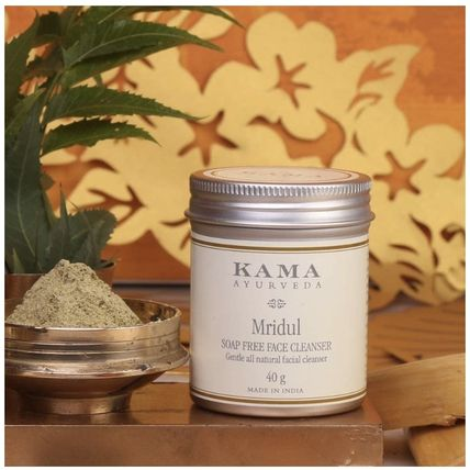 KAMA AYURVEDA Acne Organic Fragrance-free Face Wash