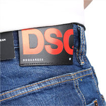 D SQUARED2 More Jeans Street Style Cotton Jeans 5