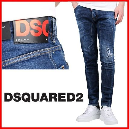 D SQUARED2 More Jeans Street Style Cotton Jeans