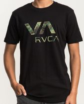 RVCA Street Style Collaboration T-Shirts