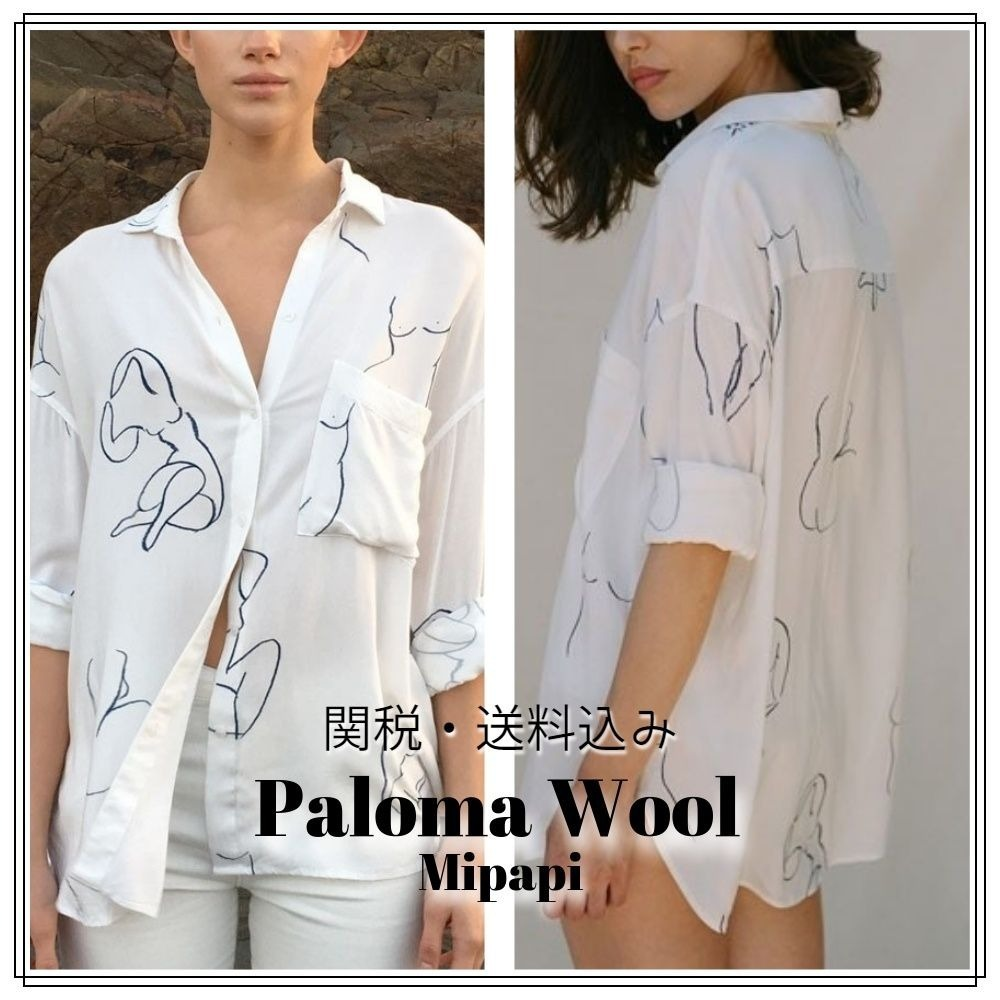 shop paloma wool clothing