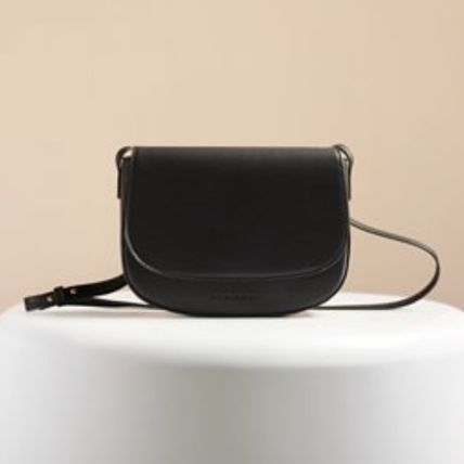Casual Style Plain Crossbody Shoulder Bags