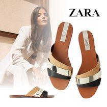 ZARA Casual Style Sandals Sandal