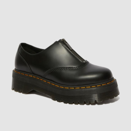Dr Martens Casual Style Street Style Leather Loafer & Moccasin Shoes