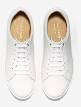 Cole Haan Platform Round Toe Casual Style Plain