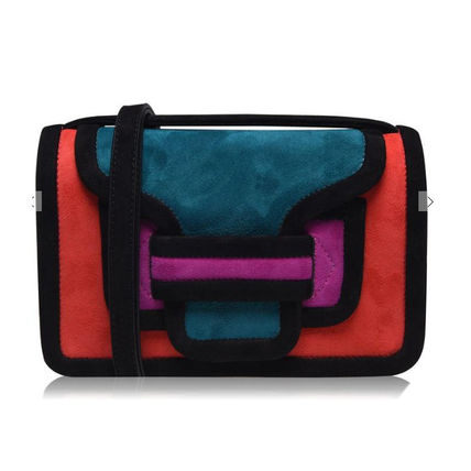 Casual Style 2WAY Party Style Crossbody Clutches