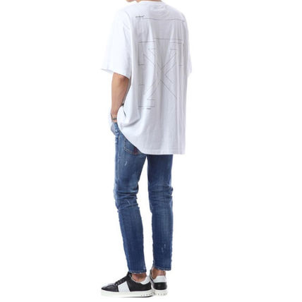 Off-White More T-Shirts Street Style T-Shirts 8