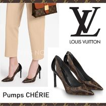 Louis Vuitton MONOGRAM Cherie Pump