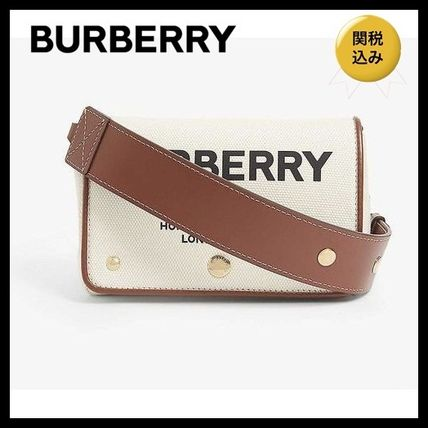 Burberry Casual Style Elegant Style Crossbody Shoulder Bags