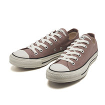 CONVERSE ALL STAR Star Rubber Sole Casual Style Unisex Plain Logo