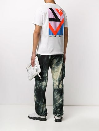 Y-3 More T-Shirts Unisex Street Style Cotton Designers T-Shirts 3