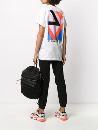 Y-3 More T-Shirts Unisex Street Style Cotton Designers T-Shirts 4