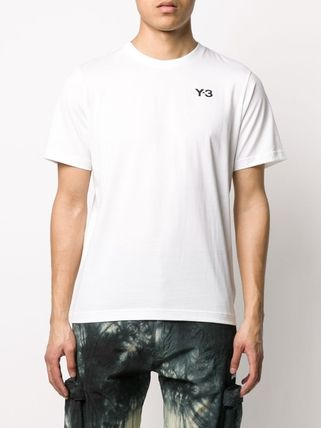 Y-3 More T-Shirts Unisex Street Style Cotton Designers T-Shirts 6