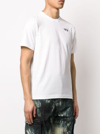 Y-3 More T-Shirts Unisex Street Style Cotton Designers T-Shirts 7