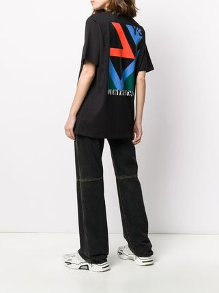 Y-3 More T-Shirts Unisex Street Style Cotton Designers T-Shirts 11