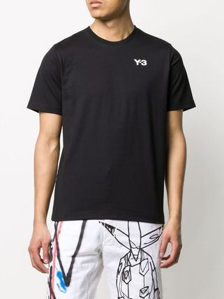 Y-3 More T-Shirts Unisex Street Style Cotton Designers T-Shirts 12