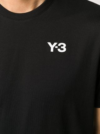 Y-3 More T-Shirts Unisex Street Style Cotton Designers T-Shirts 15