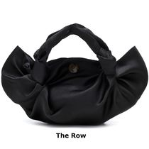 The Row Casual Style Plain Party Style Elegant Style Clutches