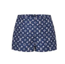 Louis Vuitton Short Monogram Casual Style Silk Street Style Logo Shorts