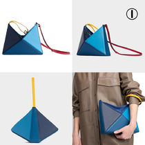 mlouye Casual Style 2WAY Party Style Crossbody Shoulder Bags