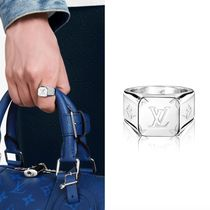 Louis Vuitton MONOGRAM Monogram Signet Ring