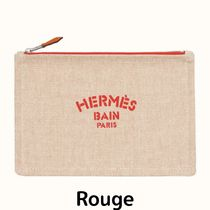 HERMES Yachting Unisex Clutches