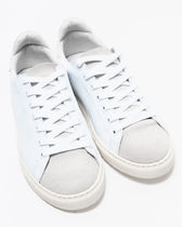IRO Casual Style Suede Plain Leather Low-Top Sneakers