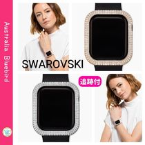 SWAROVSKI Casual Style Unisex Party Style With Jewels Office Style