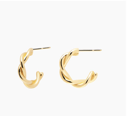 Party Style 18K Gold Office Style Elegant Style