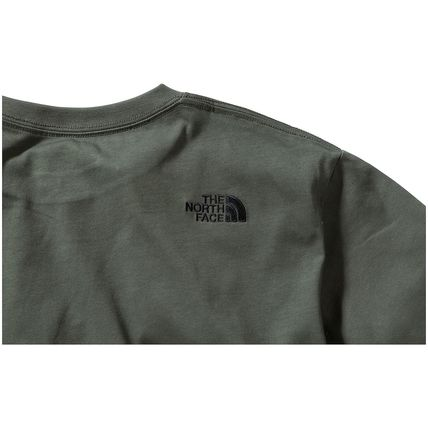 THE NORTH FACE Long Sleeve Street Style Long Sleeves Long Sleeve T-shirt Logo Outdoor 16