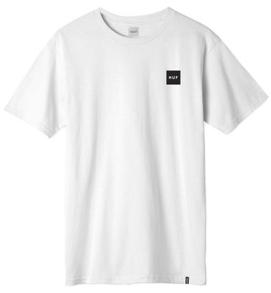 HUF More T-Shirts Street Style Collaboration Skater Style T-Shirts