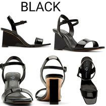 Katy Perry Open Toe Casual Style Plain Party Style Strap Sandals