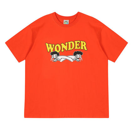WONDER VISITOR More T-Shirts Unisex Street Style T-Shirts 2