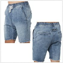 Ron Herman Denim Street Style Plain Shorts