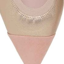 Pretty Ballerinas Plain Party Style Elegant Style Pointed Toe Shoes