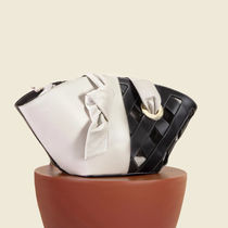 CAFUNE Casual Style Plain Office Style Totes
