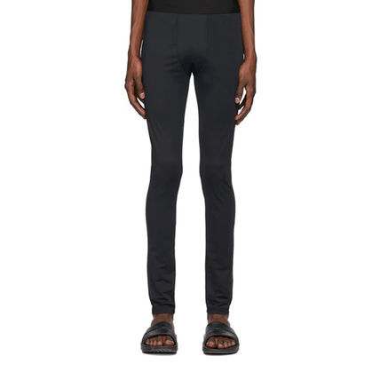 Tapered Pants Street Style Plain Loungewear Tapered Pants