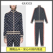 GUCCI Street Style Co-ord Sweats Loungewear Two-Piece Sets