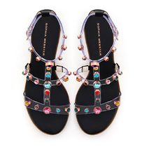 SOPHIA WEBSTER Casual Style Party Style Elegant Style Sandals Sandal
