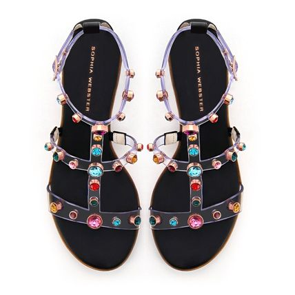 Casual Style Party Style Elegant Style Sandals Sandal