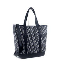Christian Dior Monogram Canvas A4 2WAY Leather Totes