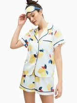 kate spade new york Flower Patterns Cotton Lounge & Sleepwear
