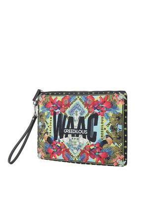 Street Style Collaboration Clutches