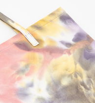 RESERVED Camouflage Casual Style Unisex Street Style Tie-dye A4 Totes