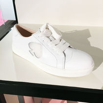 kate spade new york Casual Style Logo Low-Top Sneakers