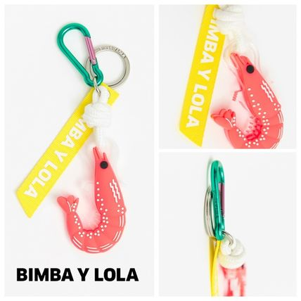 Logo Keychains & Bag Charms