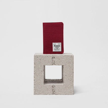 Unisex Blended Fabrics Card Holders
