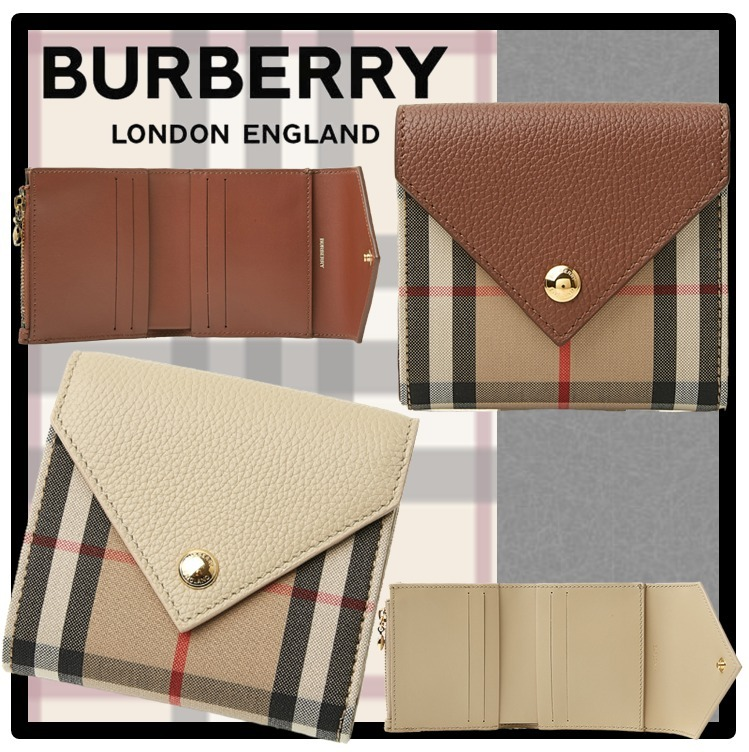 shop burberry wallets & card holders