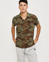 Abercrombie & Fitch Surf Style Polos